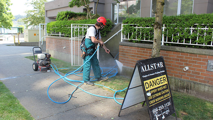 Pressure-Cleaning-Single-Service
